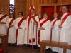 The Bishop and New Deacons