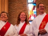 Three New Deacons